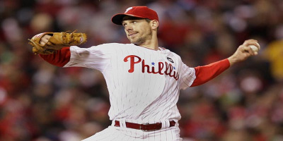 Cliff Lee has been awesome for the Phillies this October.