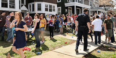 Officials from the Student Association are working to save the traditional Euclid Avenue block party known as Mayfest
