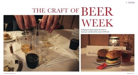 The Craft of Beer Week